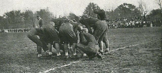 1931-32 Red Devils Scrapbook