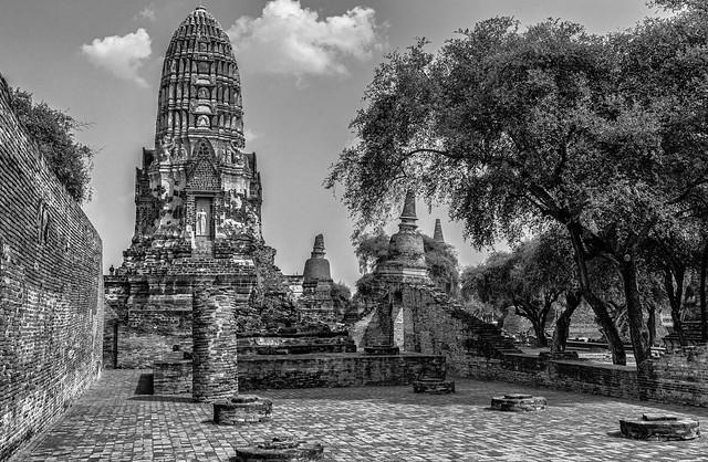 7915SEa Wat Ratchaburana, Ayutthaya, Krung Tai
