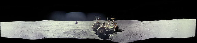 Apollo 16 Panorama