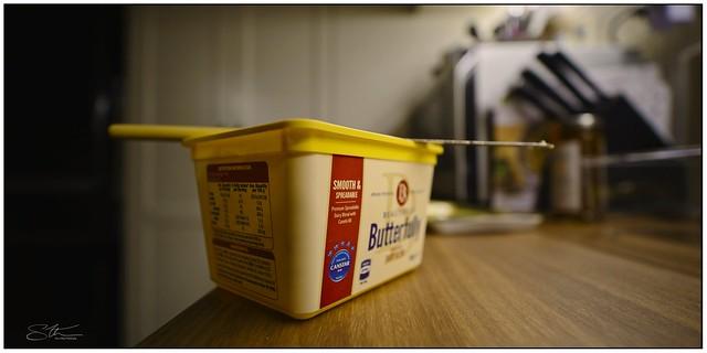 Buttery Bokeh...