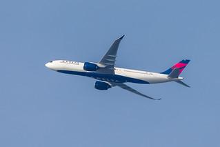 DELTA Airbus A330-941