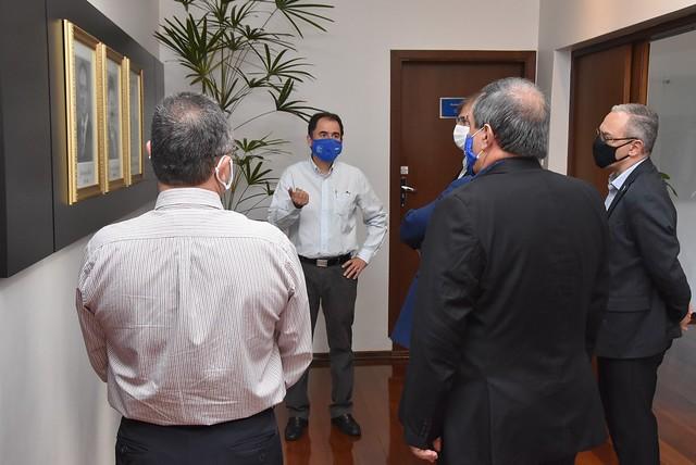 Presidente da Finep visita Inatel