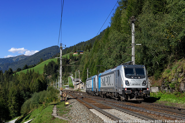 LM 187 003+300 - Gries am Brenner