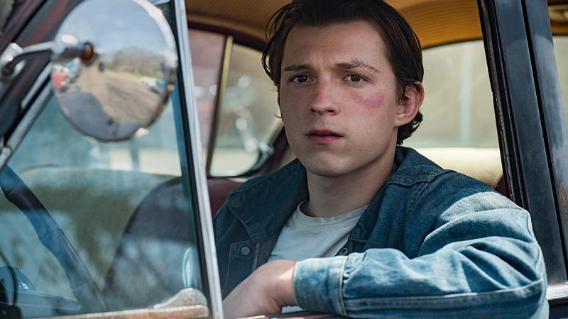 Tom Holland as Arvin Russell