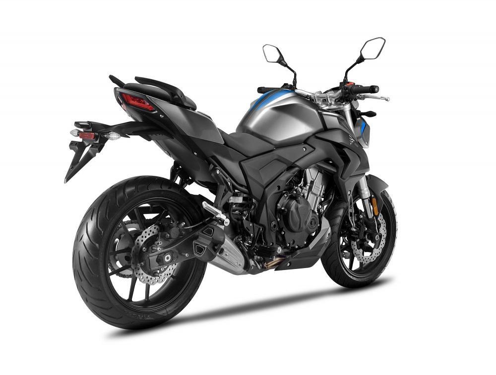 Voge Brivido 500R BVR