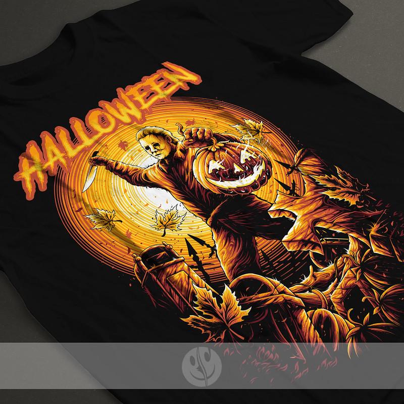 halloween series (MYERS) DETAIL