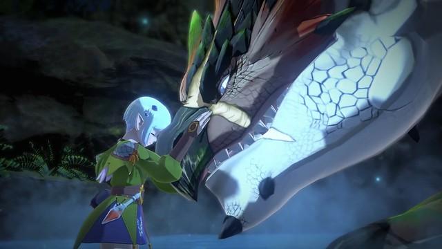 Switch 新作《魔物獵人RISE》《魔物獵人物語2 破滅之翼》正式發表!