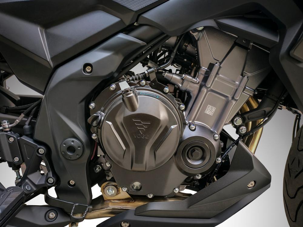 Voge Brivido 500R Eng