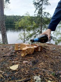 Liesjärvi Ahonnokan luontopolku