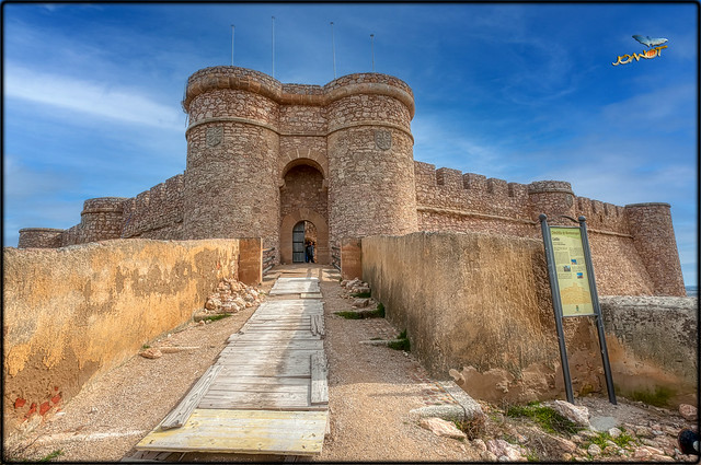 10050 - Castell de Chinchilla (Spain)