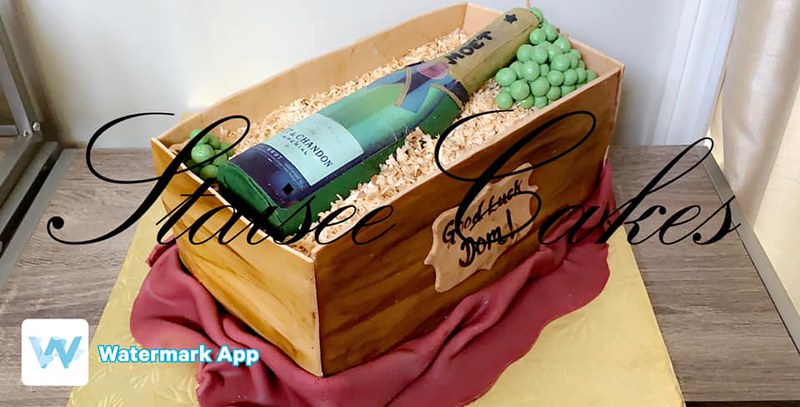 Cake by Staisee Cakes