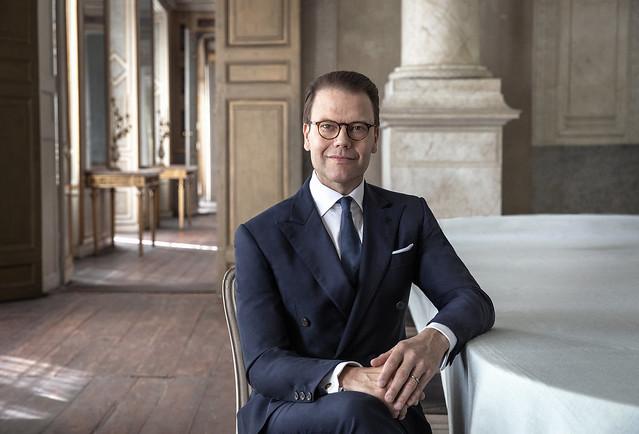 47e verjaardag Prins Daniel van Zweden