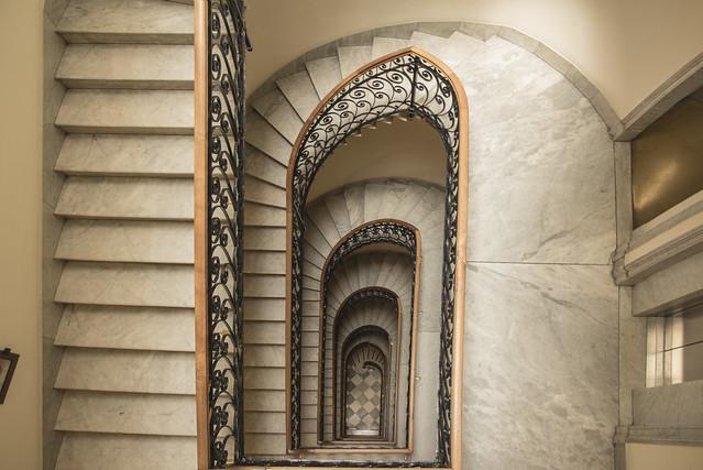 Le scale del