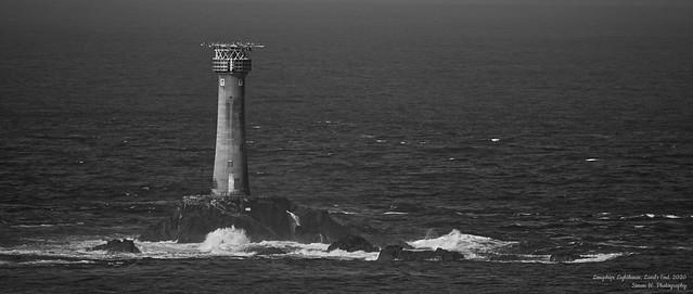 Longships Lighthouse. Lands End. Sept 2020