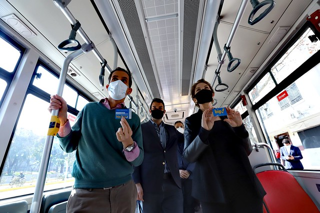 #EnTerreno : Nuevos Buses para a Fase 2