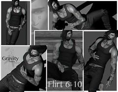 Gravity Poses - Flirt 6-10 Vendor