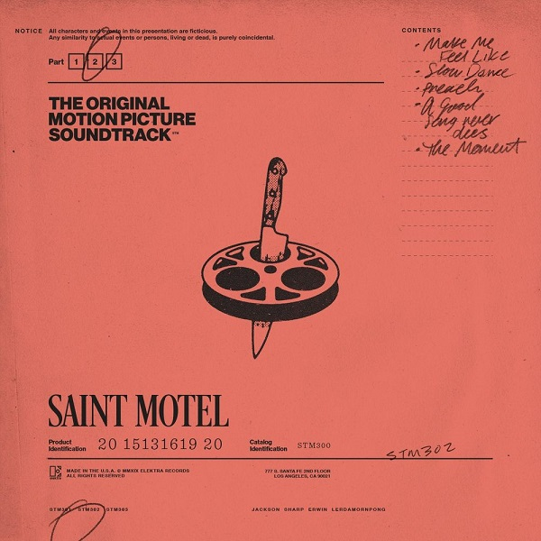 Saint Motel - The Original Motion Picture Soundtrack Pt. 2