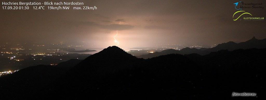 Bergwetter Blitze 004