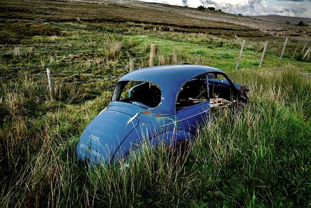 '57 Morris Mini