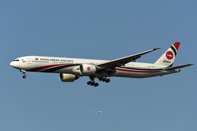 S2-AFO Boeing B777-3E8(ER) EGLL 13-09-20
