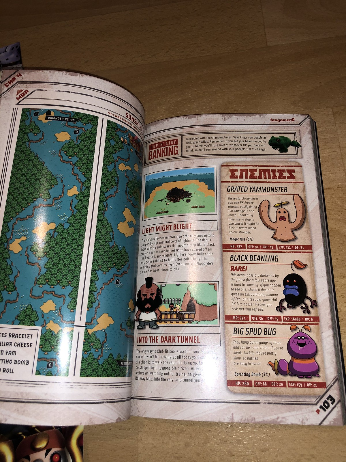 [VDS] GBA : Mother 3 + Handbook : A Guide to Nowhere 50352953326_8a053d385b_h