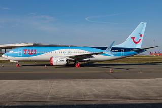 TUI Airlines Belgium - Boeing 737 Max8 - MSN 44588 - OO-MAX