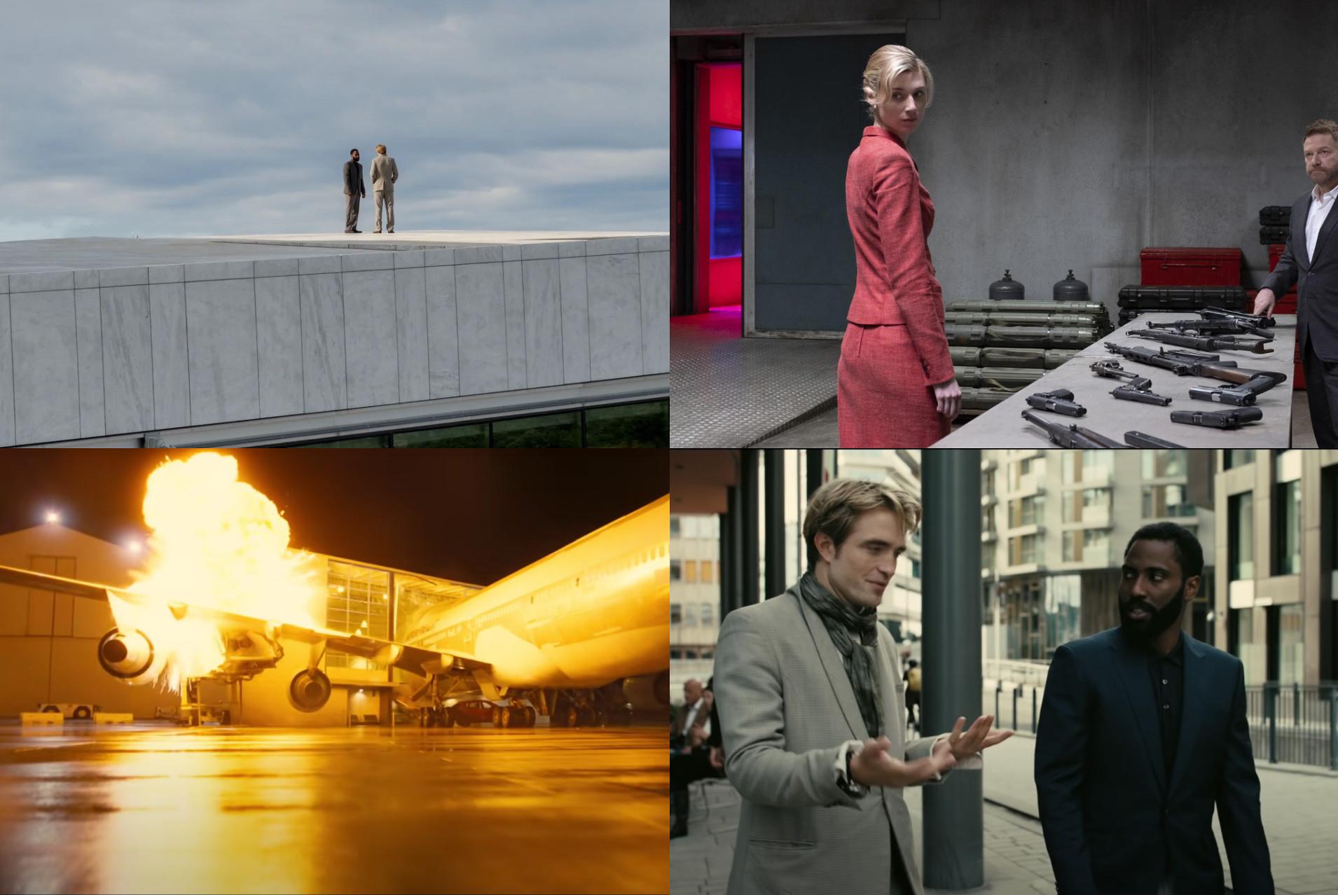 Довод / Tenet (Christopher Nolan, 2020)