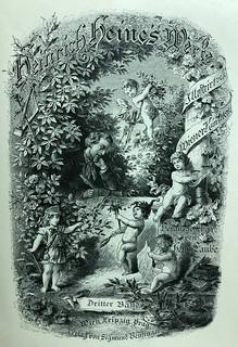 Illustration from book by Heines Werte 4