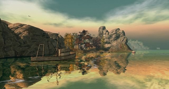 Autumn Reflections ~ on Explore