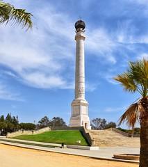 MONUMENTO A LOS DESCUBRIDORES (LA RÁBIDA - PROVINCIA DE HUELVA)