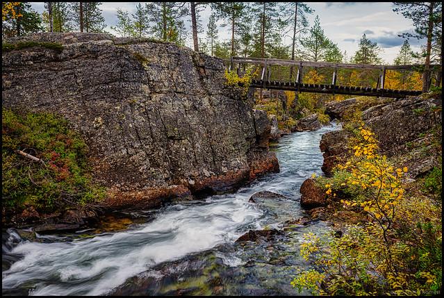 Kotaköngäs Bridge
