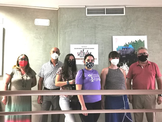 ESCAPE ROOM JUVENTUD BORMUJOS