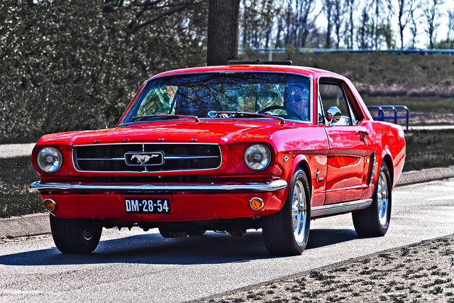 Ford Mustang 1965 (9766)