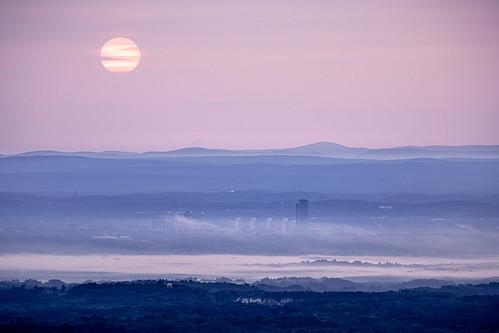 albany sunrise