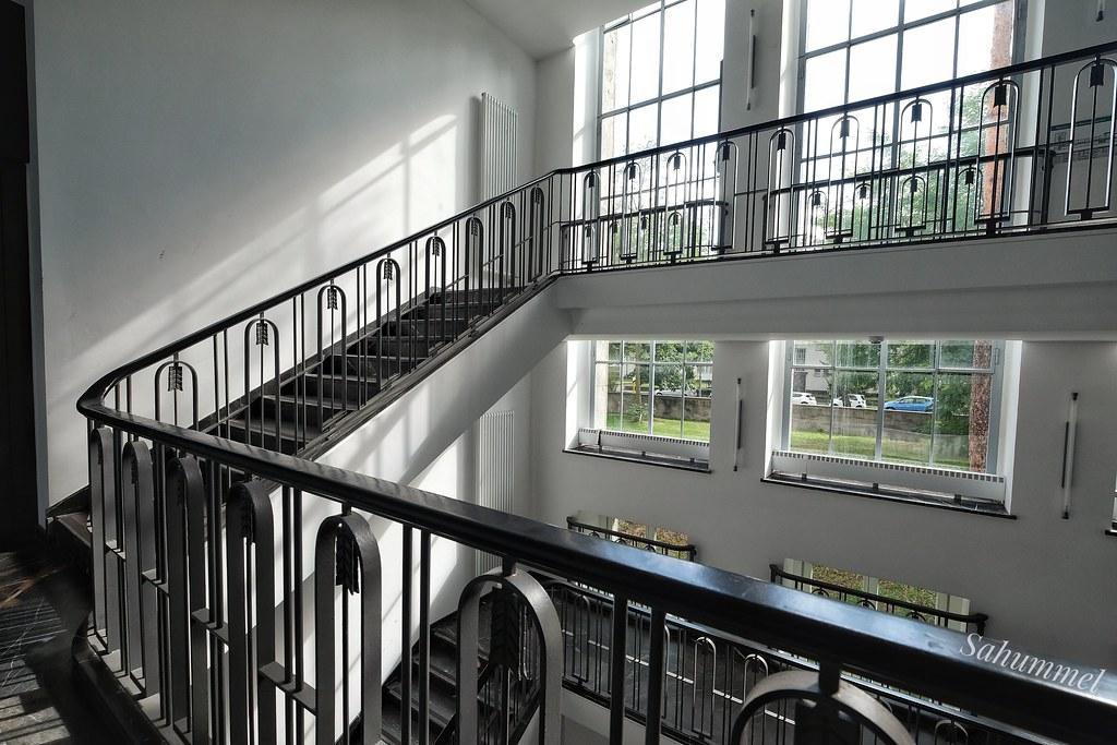 Treppenhaus Ecklösung