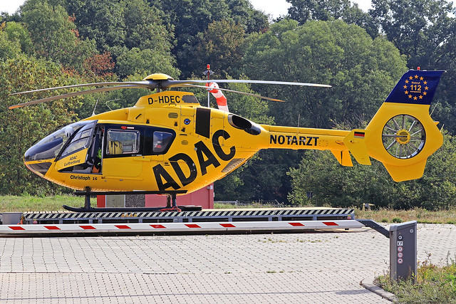 ADAC Eurocopter EC-135 P2 D-HDEC KSR 16-09-20