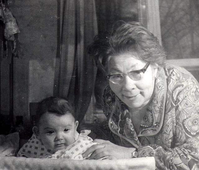 7411MamaJe Бабушка Лиля
