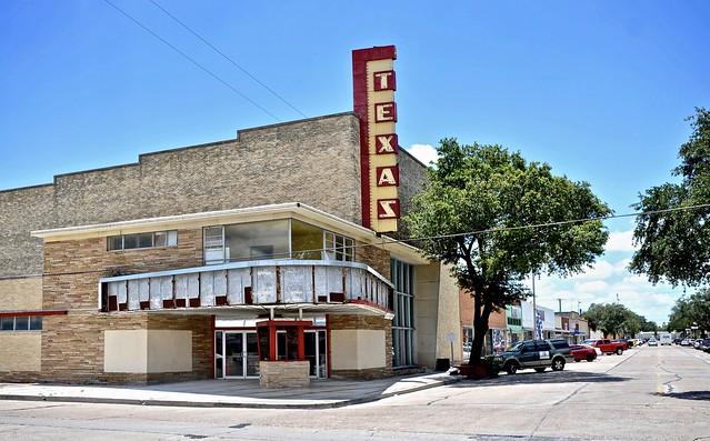 Texas Theater - Kingsville, Texas