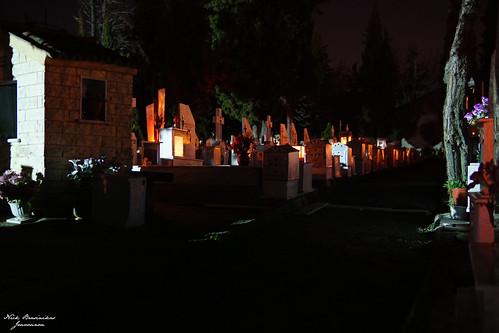 sony sonyalpha sonya6000 sigma sigma3014 cemetery cross night covid19 covid quarantine
