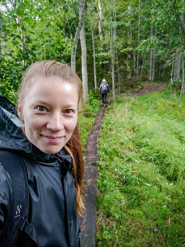 Liesjärven kansallispuisto luontopolku