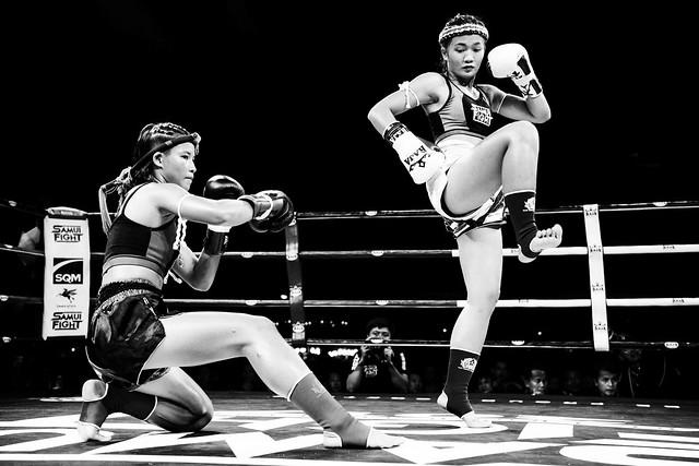 Koh Samui Fight Night
