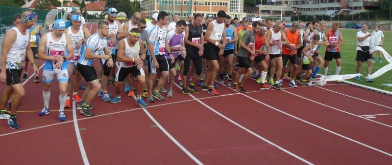 Filip Vabroušek bral Olympijský běh jako tempový trénink
