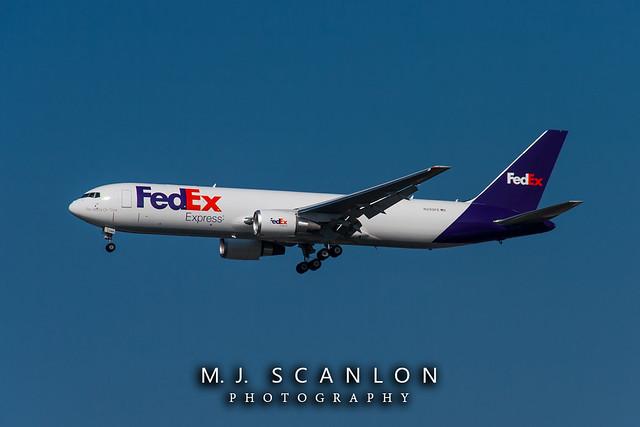 N299FE FedEx | Boeing 767-300F(ER) | Memphis International Airport