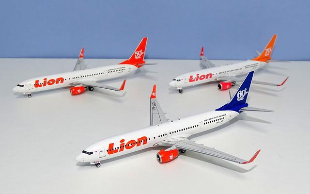Lion Air Boeing 737-900ERs
