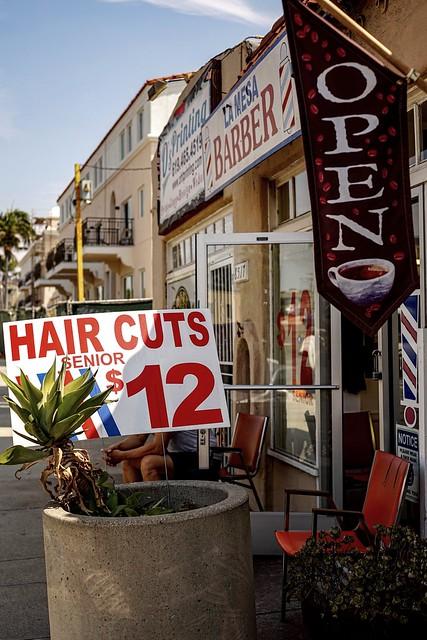La Mesa Barbershop
