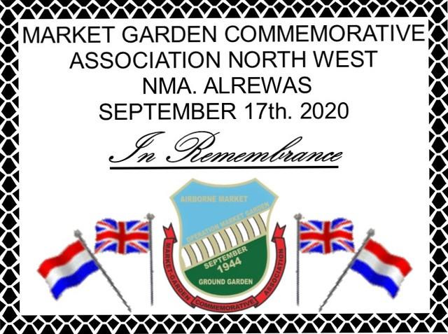 "76th anniversary operation ""Market Garden"""