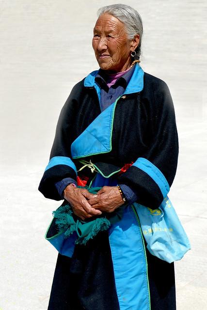 En hommage au Panchen Lama