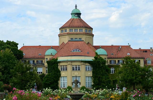 Munich - Botanical Institute