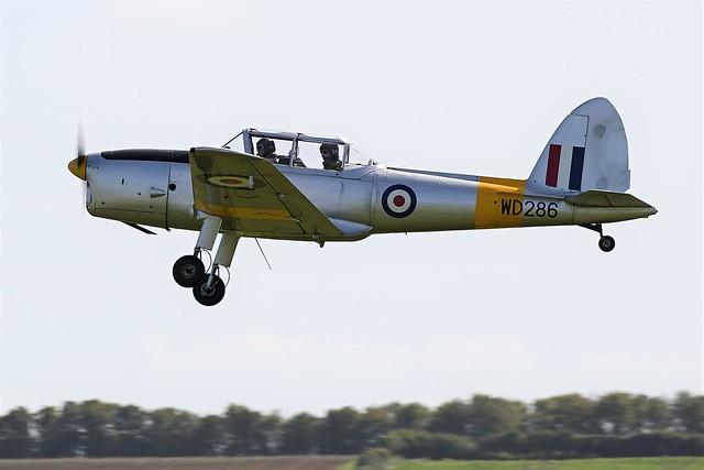 1950 De Havilland DHC-1 Chipmunk T.10 WD286 G-BBND