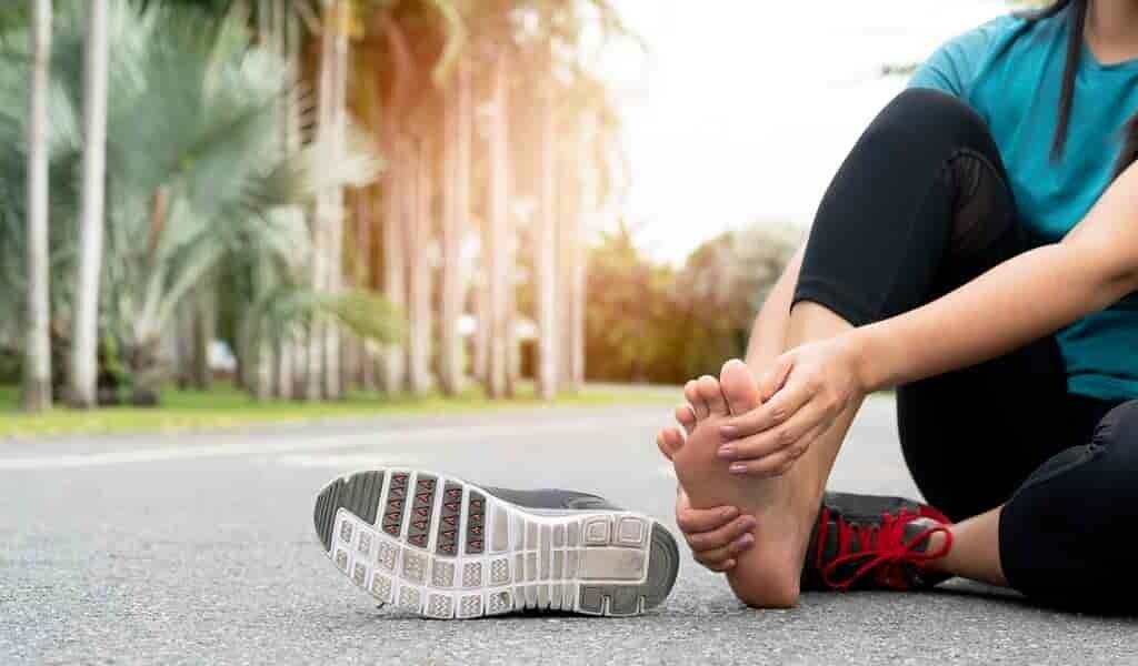 Vos chaussures peuvent provoquer une maladie